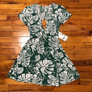 Show Me Your Mumu Ibiza Mini Dress NWT
